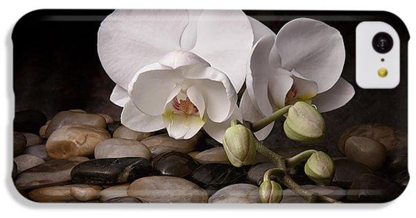 Orchid - Sensuous Virtue IPhone 5c Case by Tom Mc Nemar