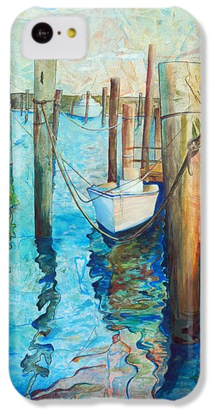 Oregon Inlet IPhone 5c Case by Arlissa Vaughn