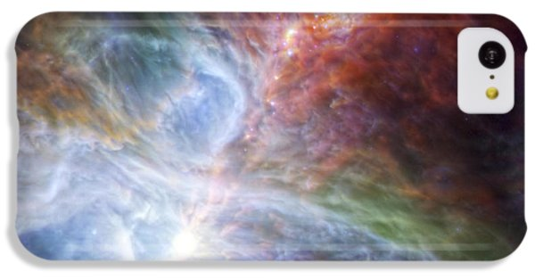 Orion's Rainbow Of Infrared Light IPhone 5c Case