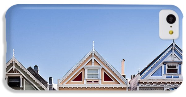 Painted Ladies IPhone 5c Case by Dave Bowman