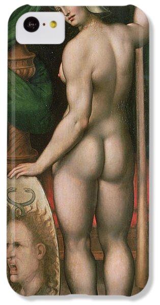 Gorgon iPhone 5c Case - Pallas Athena by Fontainebleau School