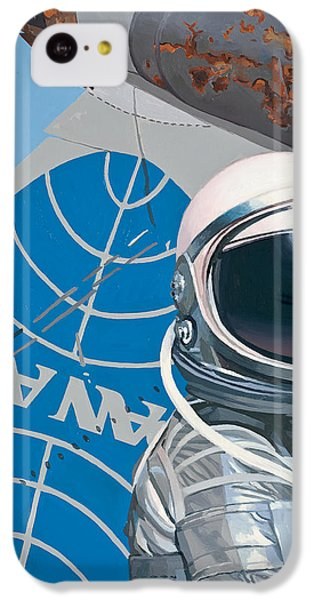 Pan Am IPhone 5c Case by Scott Listfield