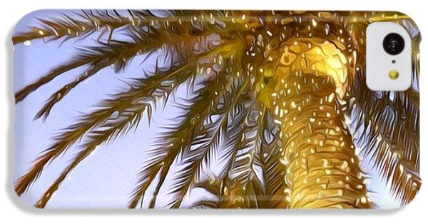 Paradise Palm IPhone 5c Case