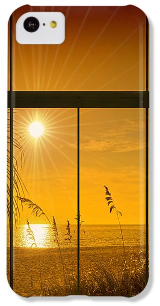 Paradise View II IPhone 5c Case