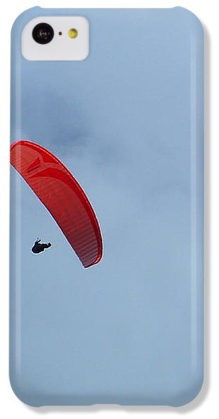 IPhone 5c Case featuring the photograph Parapente by Marc Philippe Joly