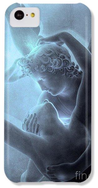 Paris Eros And Psyche - Louvre Sculpture - Paris Romantic Angel Art Photography IPhone 5c Case