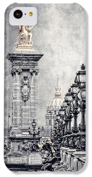 Paris Pompous 2 IPhone 5c Case by Joachim G Pinkawa