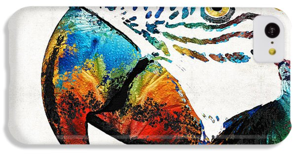 Parrot Head Art By Sharon Cummings IPhone 5c Case