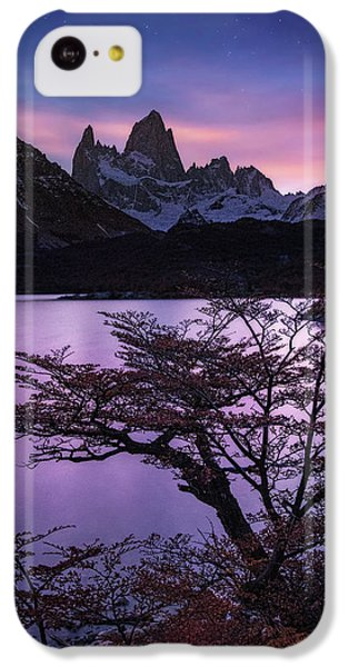 South America iPhone 5c Case - Passage Of Light by Yan Zhang