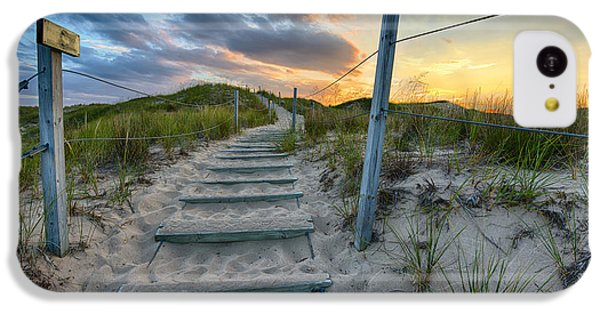Path Over The Dunes IPhone 5c Case