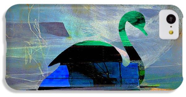 Peaceful Swan IPhone 5c Case