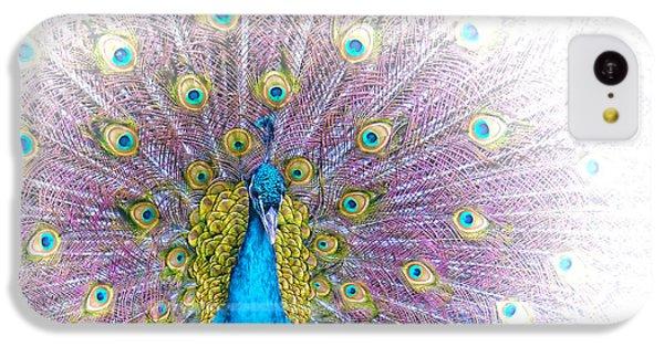 Peacock IPhone 5c Case