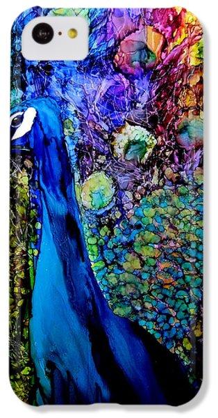 Peacock II IPhone 5c Case