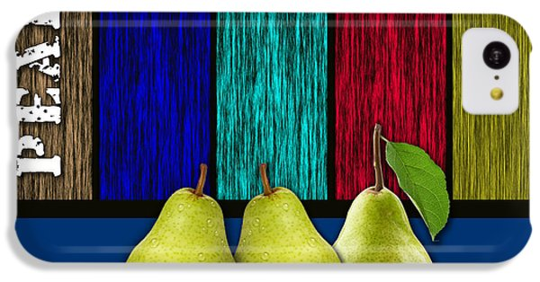 Pears IPhone 5c Case by Marvin Blaine