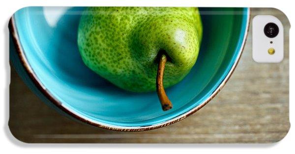 Fruit Bowl iPhone 5c Case - Pears by Nailia Schwarz