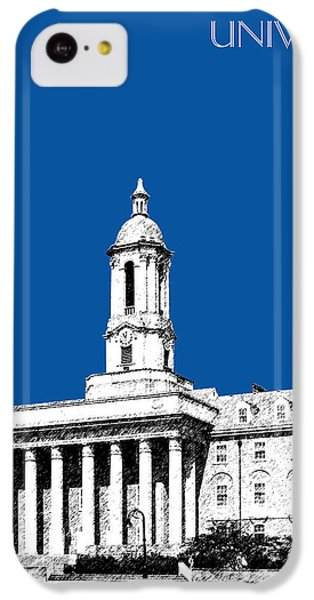 Penn State University - Royal Blue IPhone 5c Case by DB Artist
