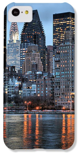Perspectives V IPhone 5c Case by JC Findley