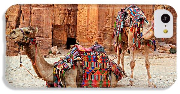 Petra Camels IPhone 5c Case