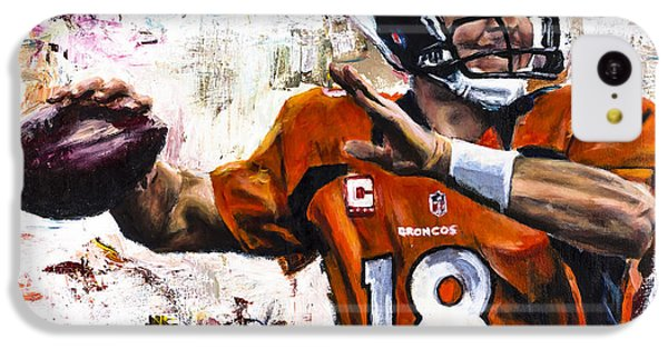Peyton Manning IPhone 5c Case
