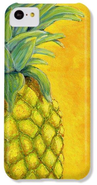Pineapple IPhone 5c Case by Karyn Robinson