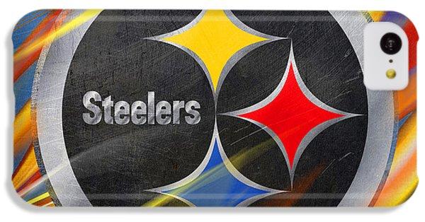 Pittsburgh Steelers Football IPhone 5c Case