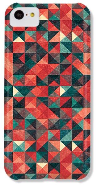 Pixel Art Poster IPhone 5c Case
