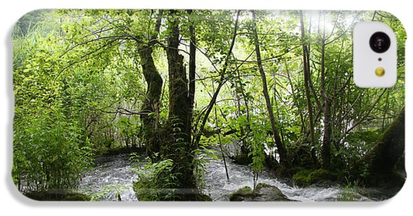 Plitvice Lakes IPhone 5c Case