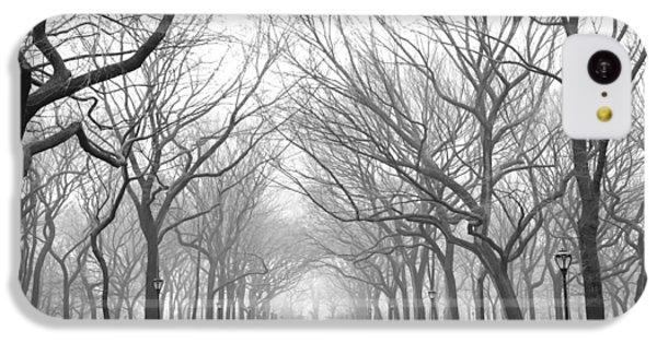 New York City - Poets Walk Central Park IPhone 5c Case