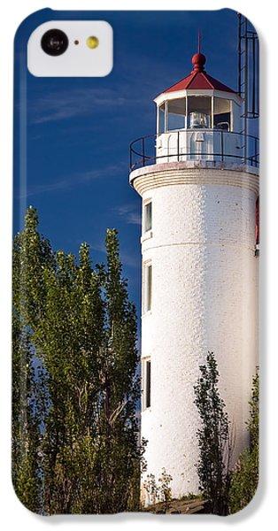 Point Betsie Lighthouse Michigan IPhone 5c Case