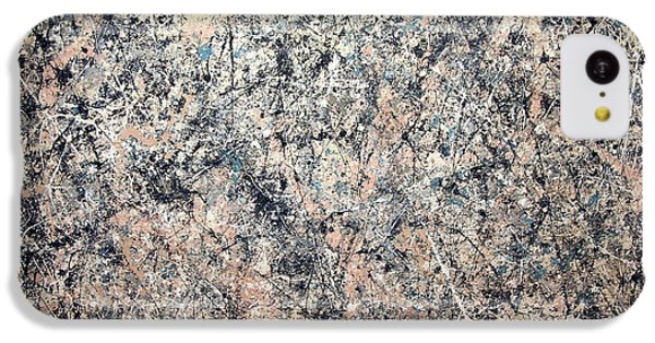 Pollock's Number 1 -- 1950 -- Lavender Mist IPhone 5c Case