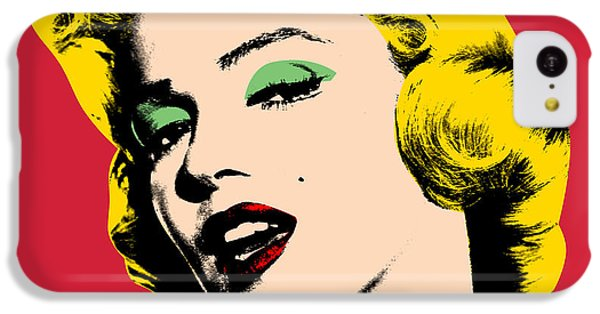 Pop Art IPhone 5c Case by Mark Ashkenazi