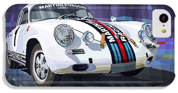 Porsche 356 Martini Racing IPhone 5c Case