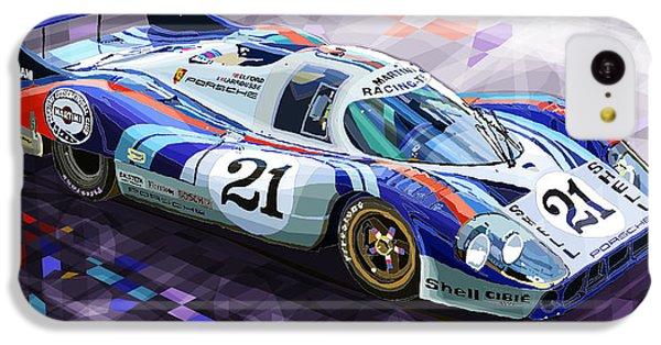 Porsche 917 Lh Larrousse Elford 24 Le Mans 1971 IPhone 5c Case