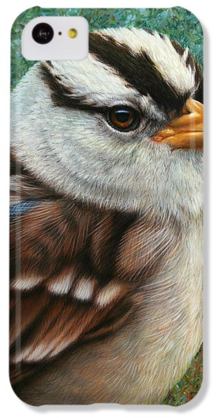 Portrait Of A Sparrow IPhone 5c Case