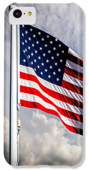 Portrait Of The United States Of America Flag IPhone 5c Case