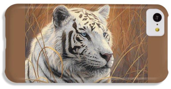 Portrait White Tiger 2 IPhone 5c Case