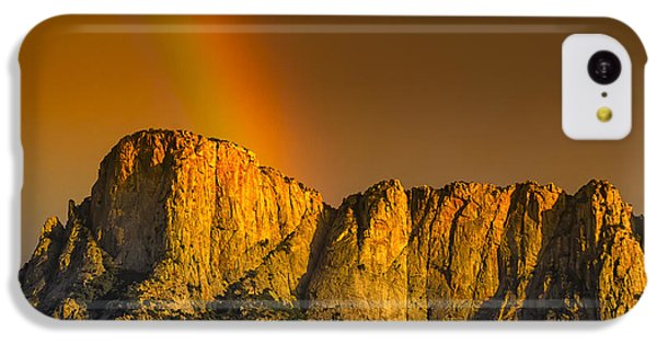 Pot Of Gold IPhone 5c Case by Mark Myhaver