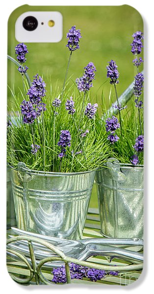 Pots Of Lavender IPhone 5c Case