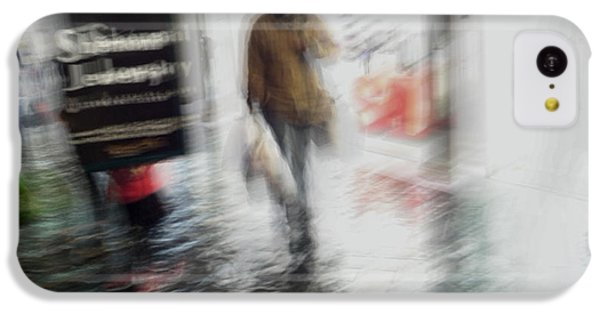 IPhone 5c Case featuring the photograph Pounding The Pavement by Alex Lapidus