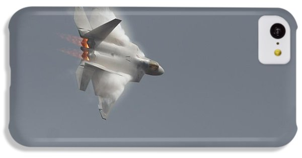 IPhone 5c Case featuring the photograph Power Of The Raptor by Nathan Rupert