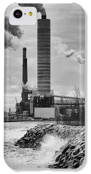 IPhone 5c Case featuring the photograph Power Station by Ricky L Jones
