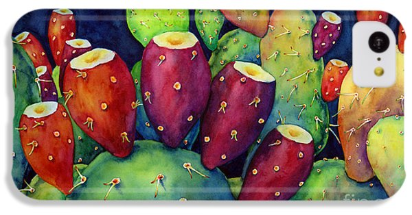 Prickly Pear IPhone 5c Case