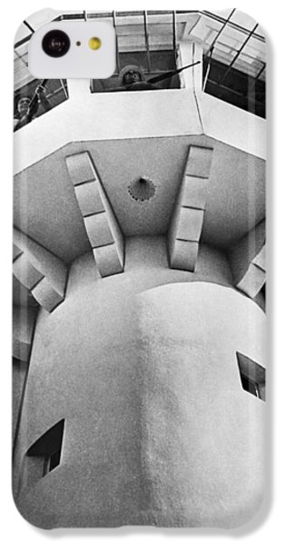 Dungeon iPhone 5c Case - Prison Guard Tower by Underwood Archives