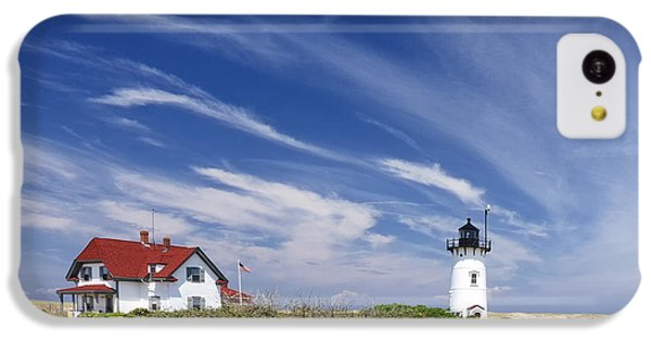 Race Point Light IPhone 5c Case by Bill Wakeley
