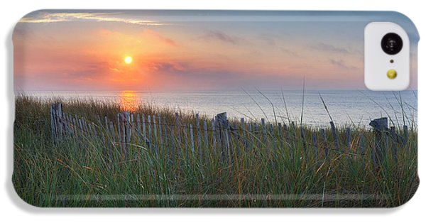 Race Point Sunset IPhone 5c Case by Bill Wakeley