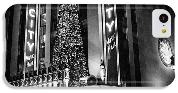 Radio City New York IPhone 5c Case