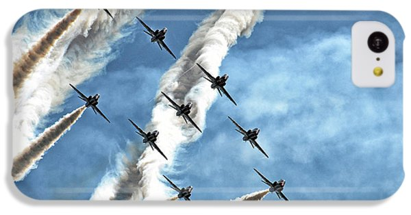 Red Arrows IPhone 5c Case