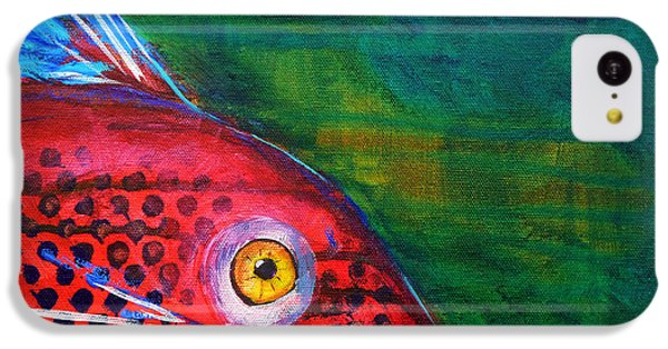Red Fish IPhone 5c Case