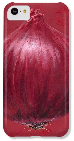 Red Onion IPhone 5c Case