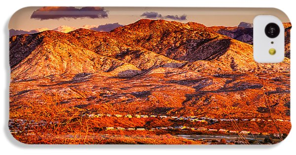 IPhone 5c Case featuring the photograph Red Planet by Mark Myhaver
